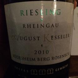 Rüdesheimer Berg Roseneck Riesling