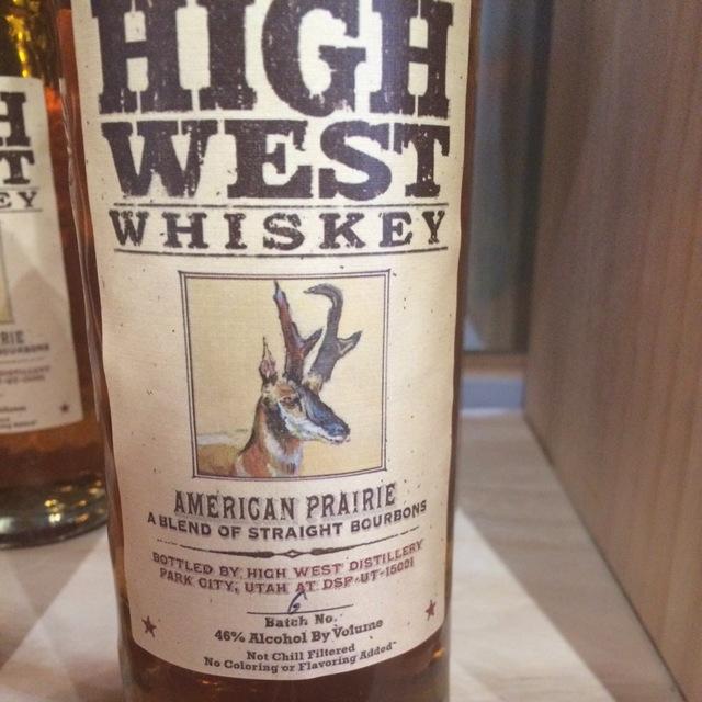 American Prairie Bourbon Whiskey NV