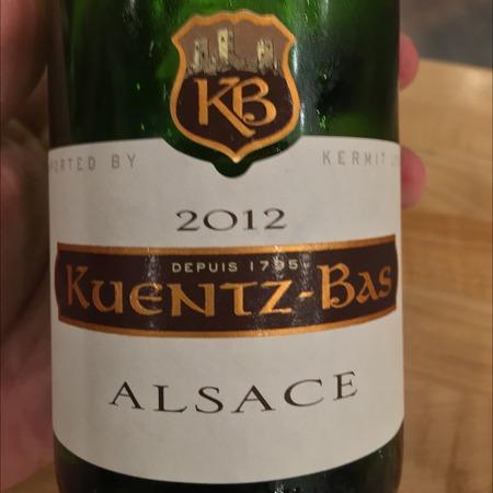 Kuentz-Bas Alsace AOC Sylvaner Blend 2014