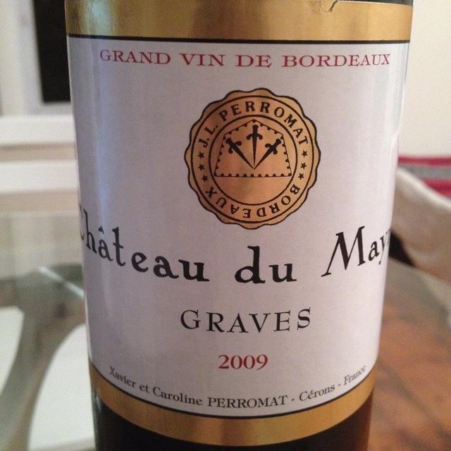 Graves Red Bordeaux Blend 2011