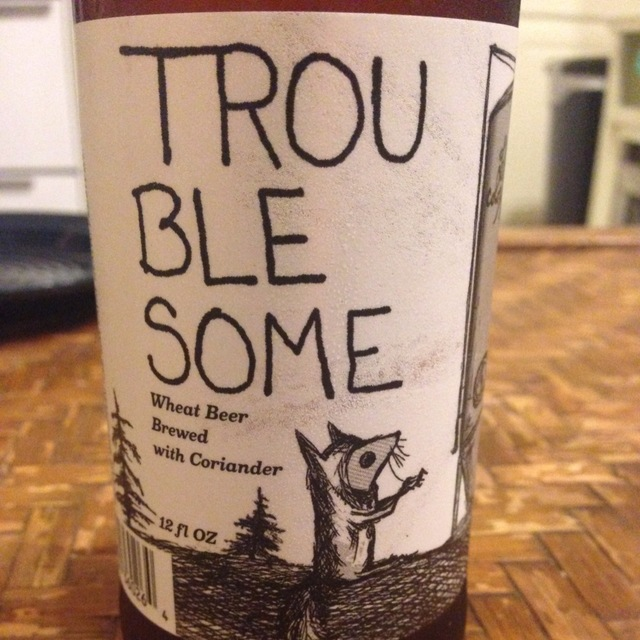 Troublesome Wheat Beer  NV
