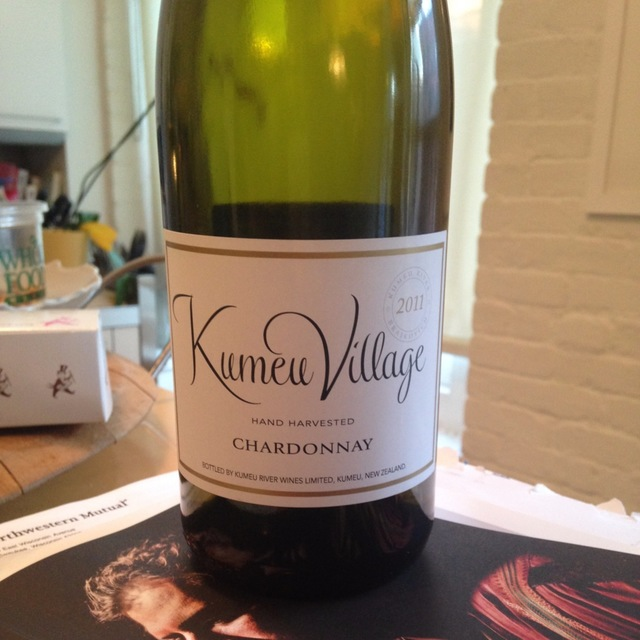 Village Chardonnay 2011