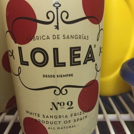 FÁBRICA DE SANGRÍAS Lolea No. 2 White Sangria Frizzante NV