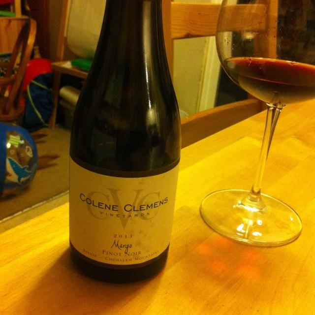 Margo Chehalem Mountains Pinot Noir 2013