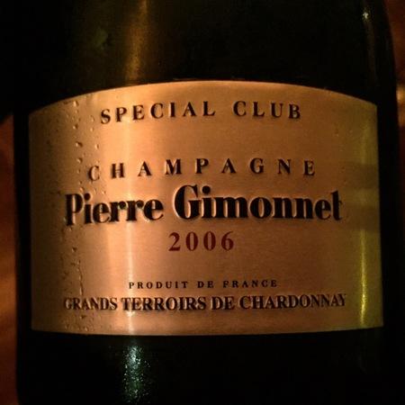 Pierre Gimonnet & Fils Special Club Brut Champagne Grands Terroirs de Chardonnay 2010