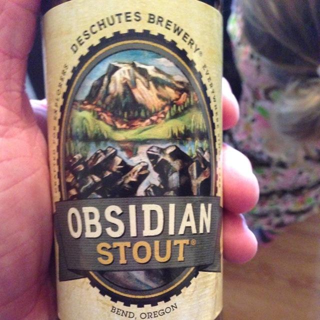 Obsidian Stout NV