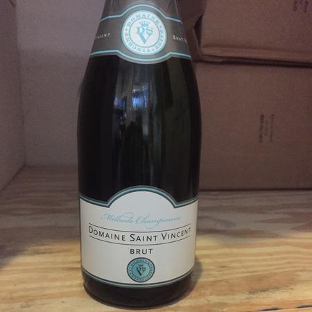 Domaine Saint-Vincent Methode Champenoise Brut Champagne Blend  NV