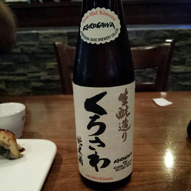 Jun-Mai Kimoto Rice (720ml)