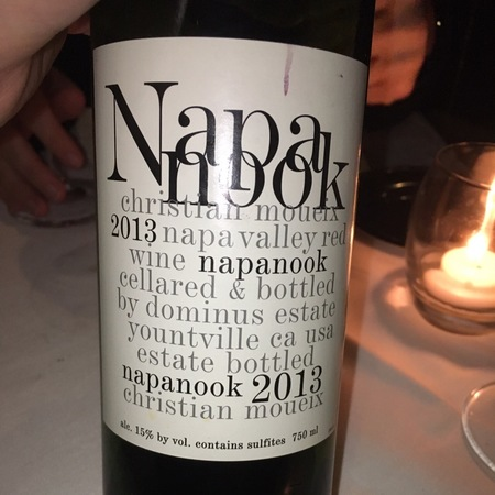 Dominus Estate Napanook Napa Valley Cabernet Sauvignon Blend 2013 (1500ml)