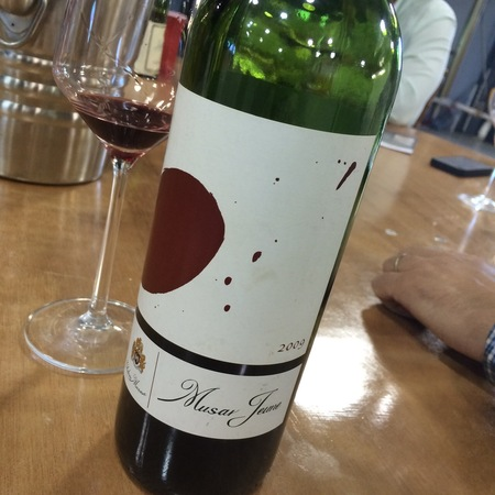 Chateau Muscar Jeune Red 2013