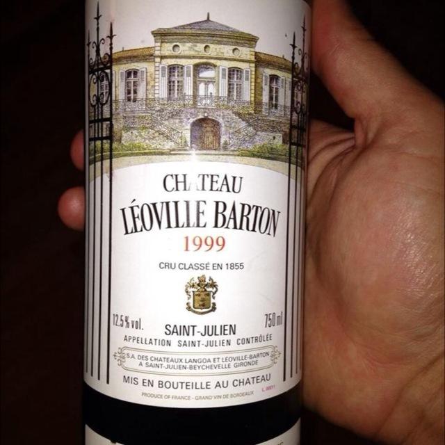 Saint-Julien Red Bordeaux Blend 1999