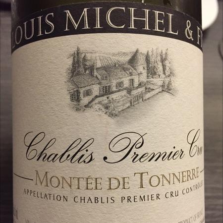 Domaine Louis Michel Montée de Tonnerre Chablis 1er Cru Chardonnay 2014