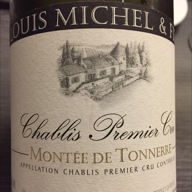 Montée de Tonnerre Chablis 1er Cru Chardonnay 2014