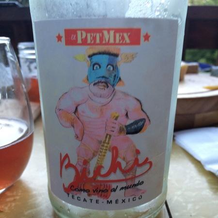 Bichi El Pet Mex Rosé Blend 2016