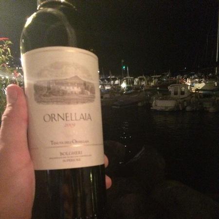 Tenuta dell'Ornellaia Bolgheri Red Bordeaux Blend 2009