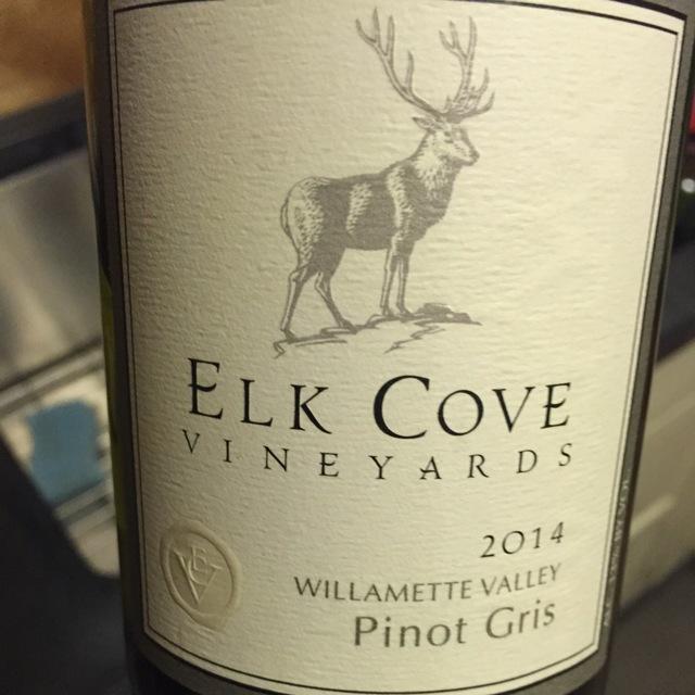 Willamette Valley Pinot Gris 2014