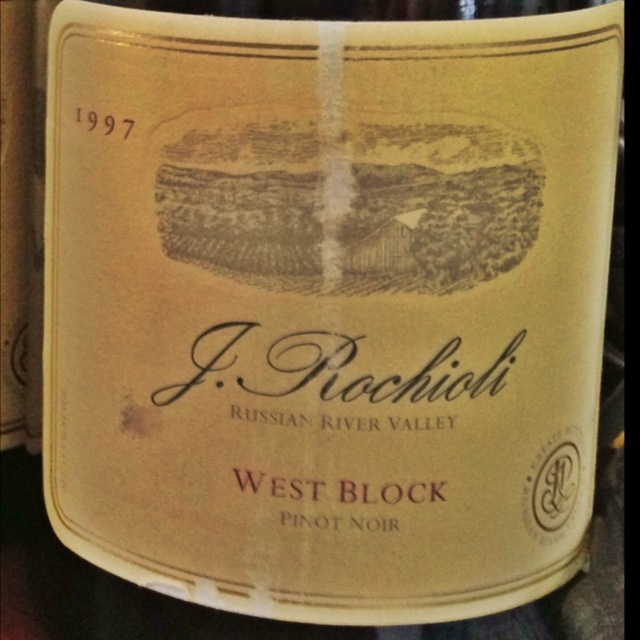 West Block Pinot Noir 1997