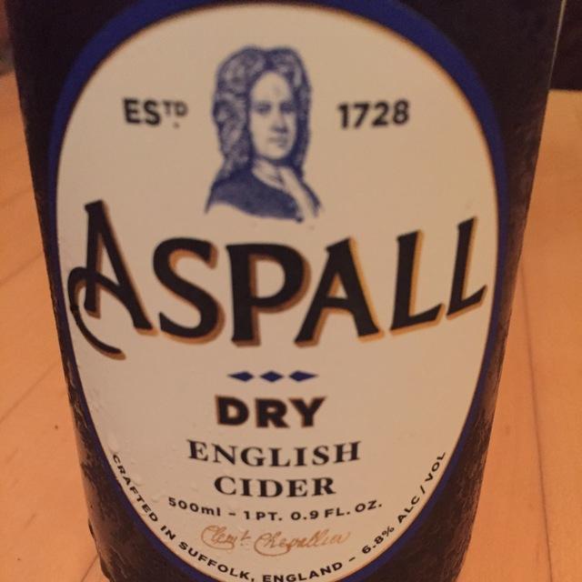 English Dry Cider  NV (500ml)