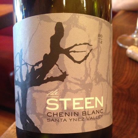 Leo Steen The Steen Santa Ynez Valley Chenin Blanc 2012
