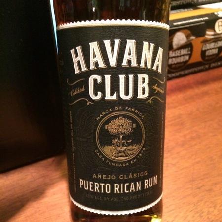 Havana Club Añejo Clásico Rum NV