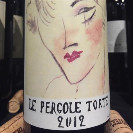 Montevertine Le Pergole Torte Sangiovese 2012