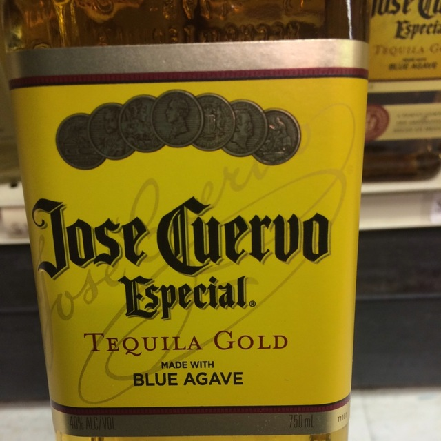 Especial Gold Tequila NV