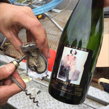Agrapart & Fils (Pascal Agrapart) Terroirs Grand Cru Brut Blanc de Blancs Champagne NV
