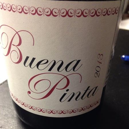Bodegas y Vinedos Ponce Buena Pinta Manchuela Red 2015