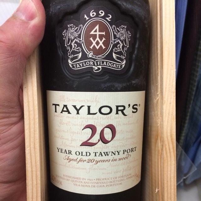 20 Year Old Tawny Port NV