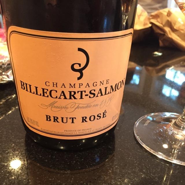 Brut Rosé Champagne Blend (1500ml)
