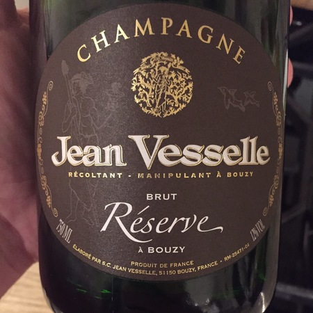 Jean Vesselle Brut Réserve Champagne Blend NV
