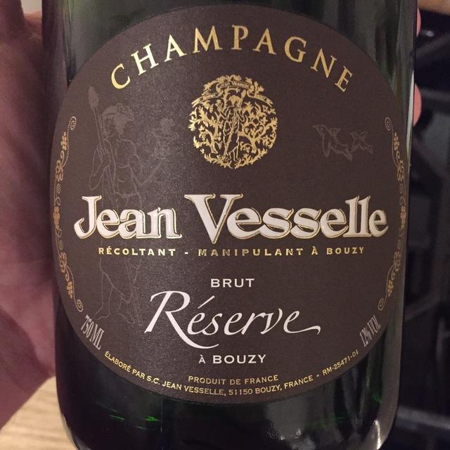 Brut Réserve Champagne Blend NV (375ml)