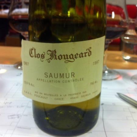 Clos Rougeard Saumur Chenin Blanc  2010