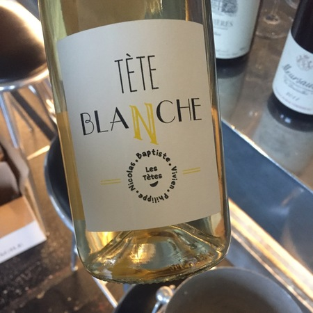 Les Tètes Tète Blanche White Blend 2016