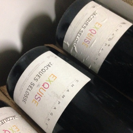 Jacques Selosse Exquise Sec Champagne Chardonnay NV