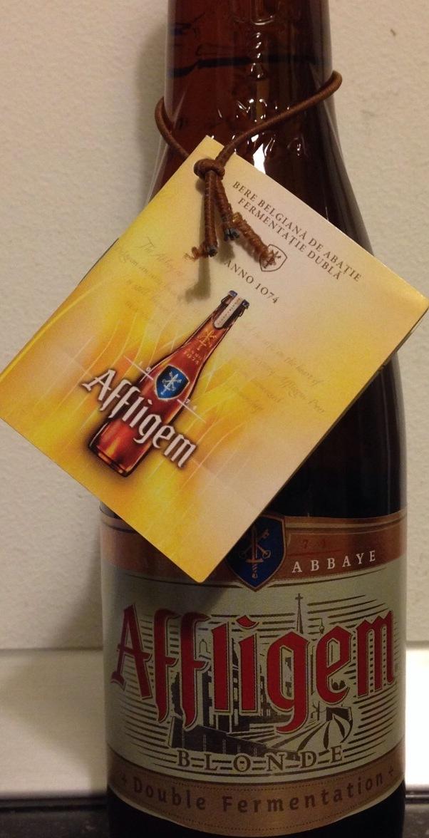 Double Fermented Blonde Belgian Ale NV