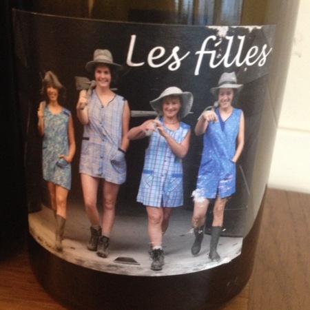Domaine Gilles Berlioz Les Filles Vin de Savoie Chignin-Bergeron Roussanne 2014