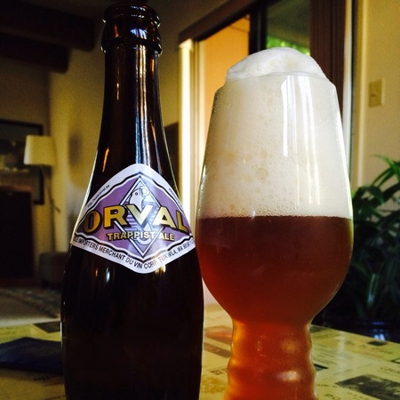 Brasserie d'Orval Orval Trappist Ale (12oz.)