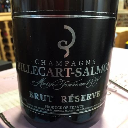 Billecart-Salmon Brut Réserve Champagne Blend (375ml)