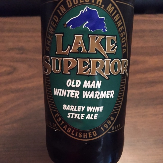 Old Man Winter Warmer Barley Wine Style Ale NV