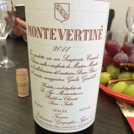 Montevertine Toscana Super Tuscan Blend 2013