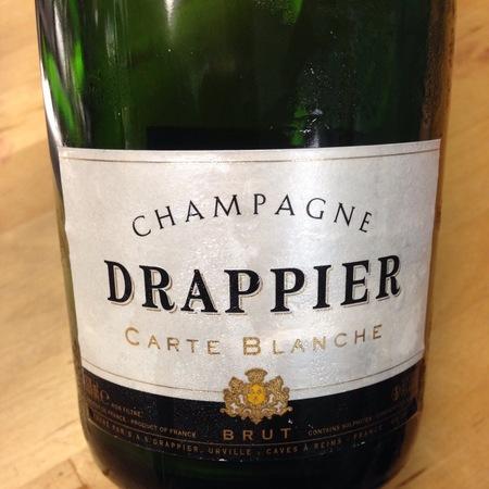 Drappier Carte Blanche Brut Champagne Blend NV