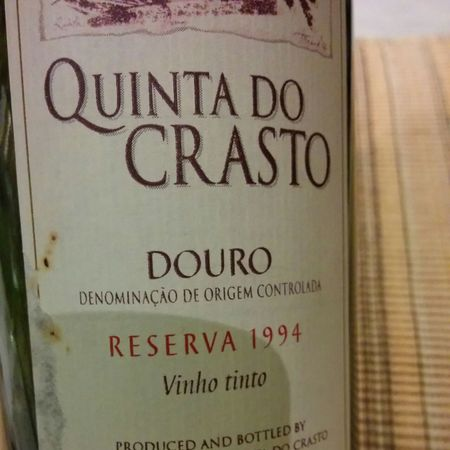 Quinta do Crasto Reserva Douro Red Blend 2012