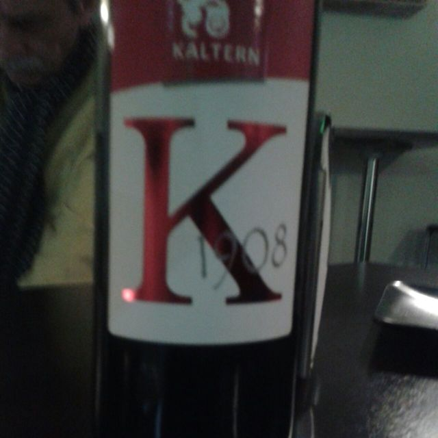 K Rosso Red Blend 2014