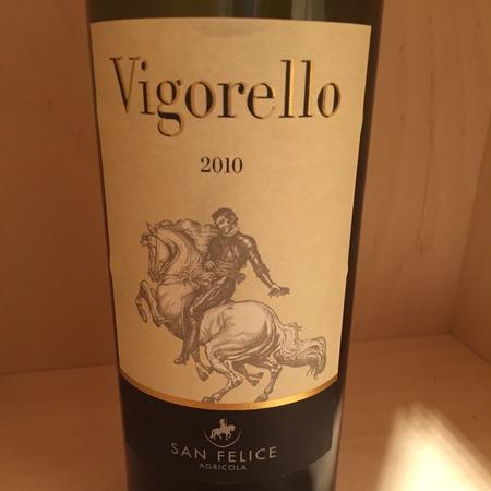 Agricola San Felice Vigorello Toscana Super Tuscan Blend 2011
