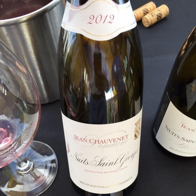 Nuits-Saint-Georges Pinot Noir 2012