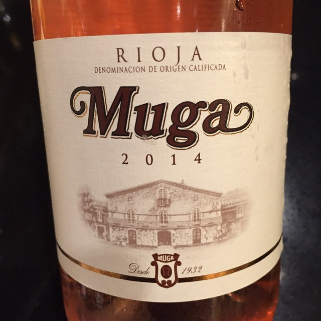 Rioja Rosé Tempranillo Blend 2014