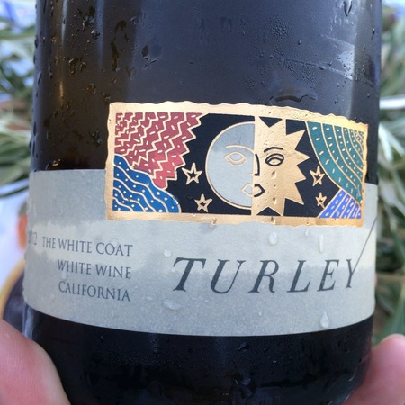 Turley The White Coat Grenache Blanc Blend 2015