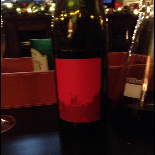 Central Coast Pinot Noir 2014