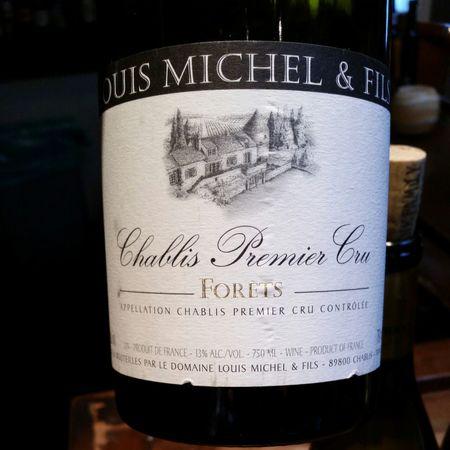 Domaine Louis Michel Forêts Chablis 1er Cru Chardonnay 2015